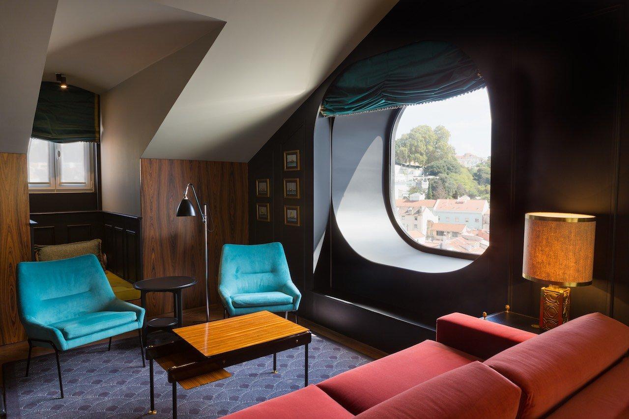 Valverde Hotel Lisbon Suite