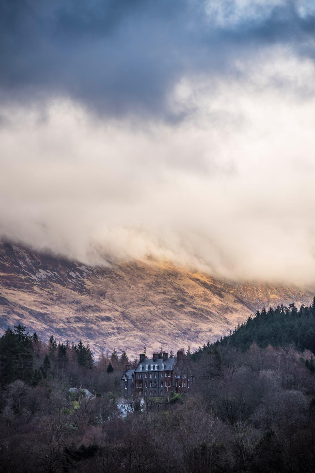 Glenco House Highlands Scotlan