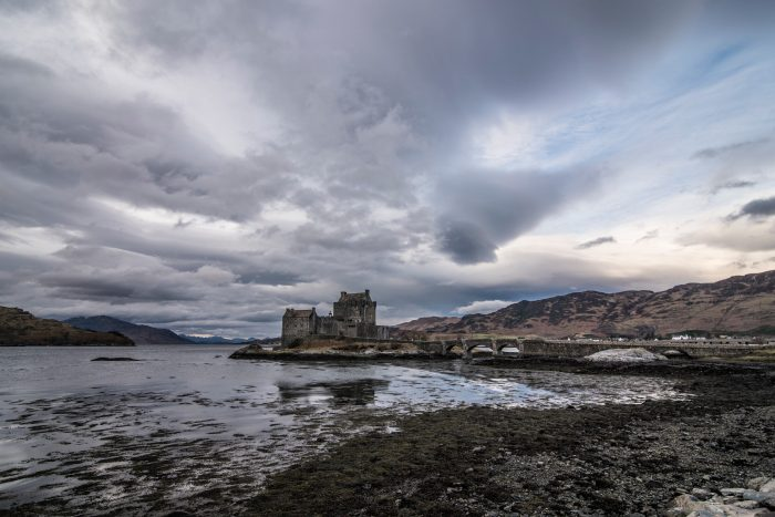 Eilan Donnan Castle Scotland