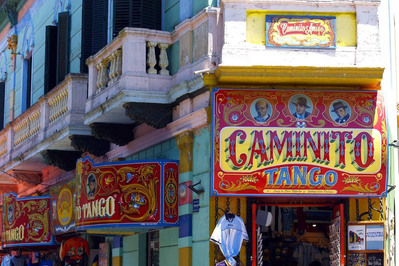 Caminito |Photo: Brigitte Werner