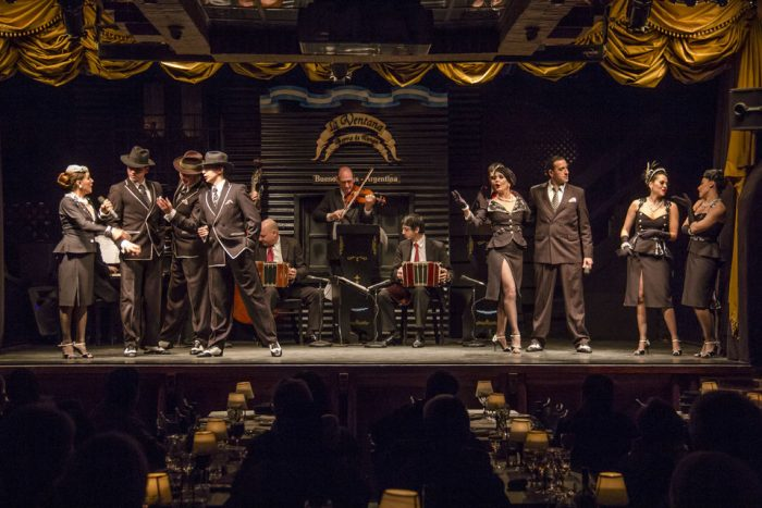 La Ventana Tango Tickets and Dinner: Buenos Aires