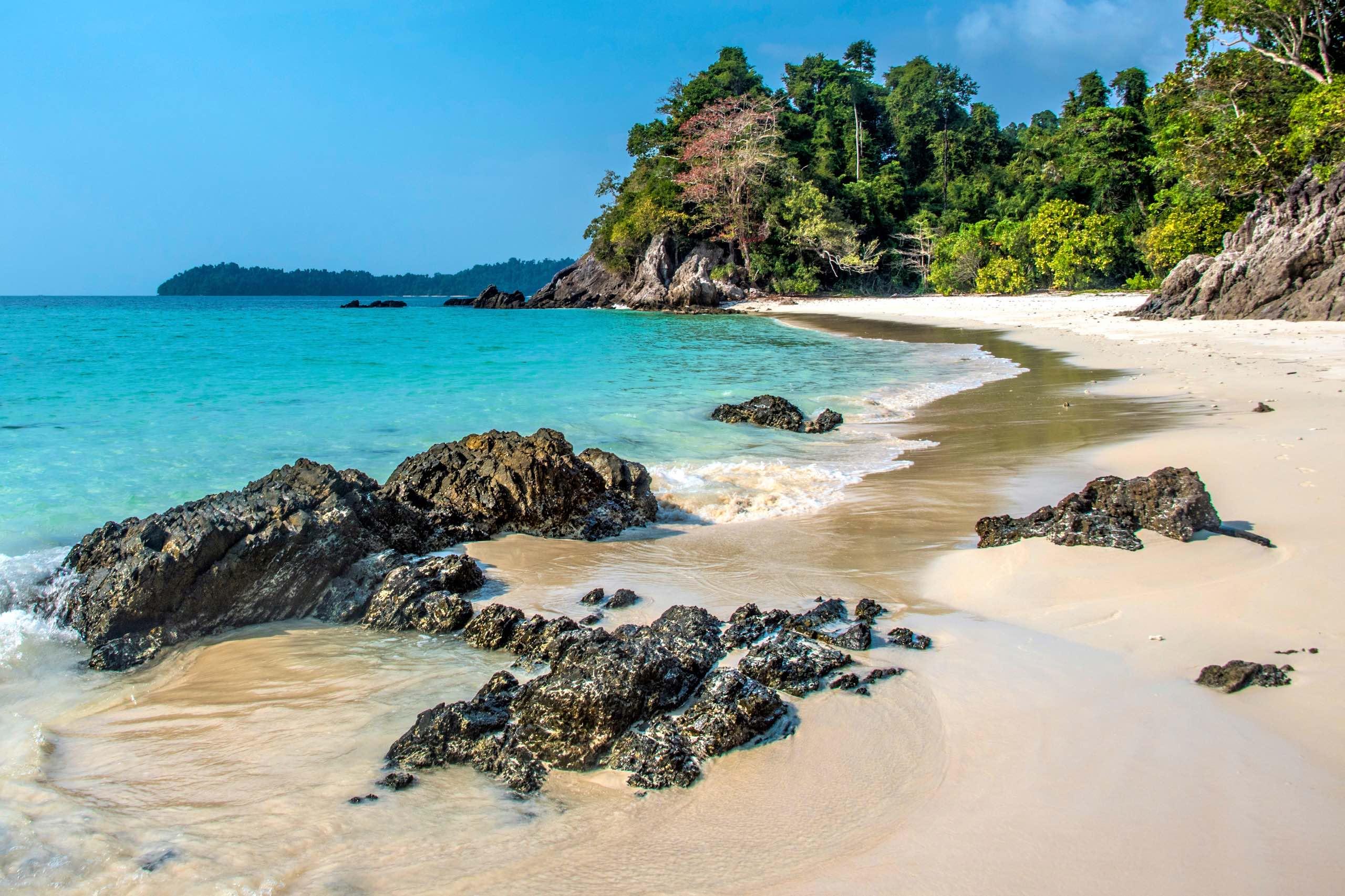 Lampi Island Mergui Archipelago Myanmar
