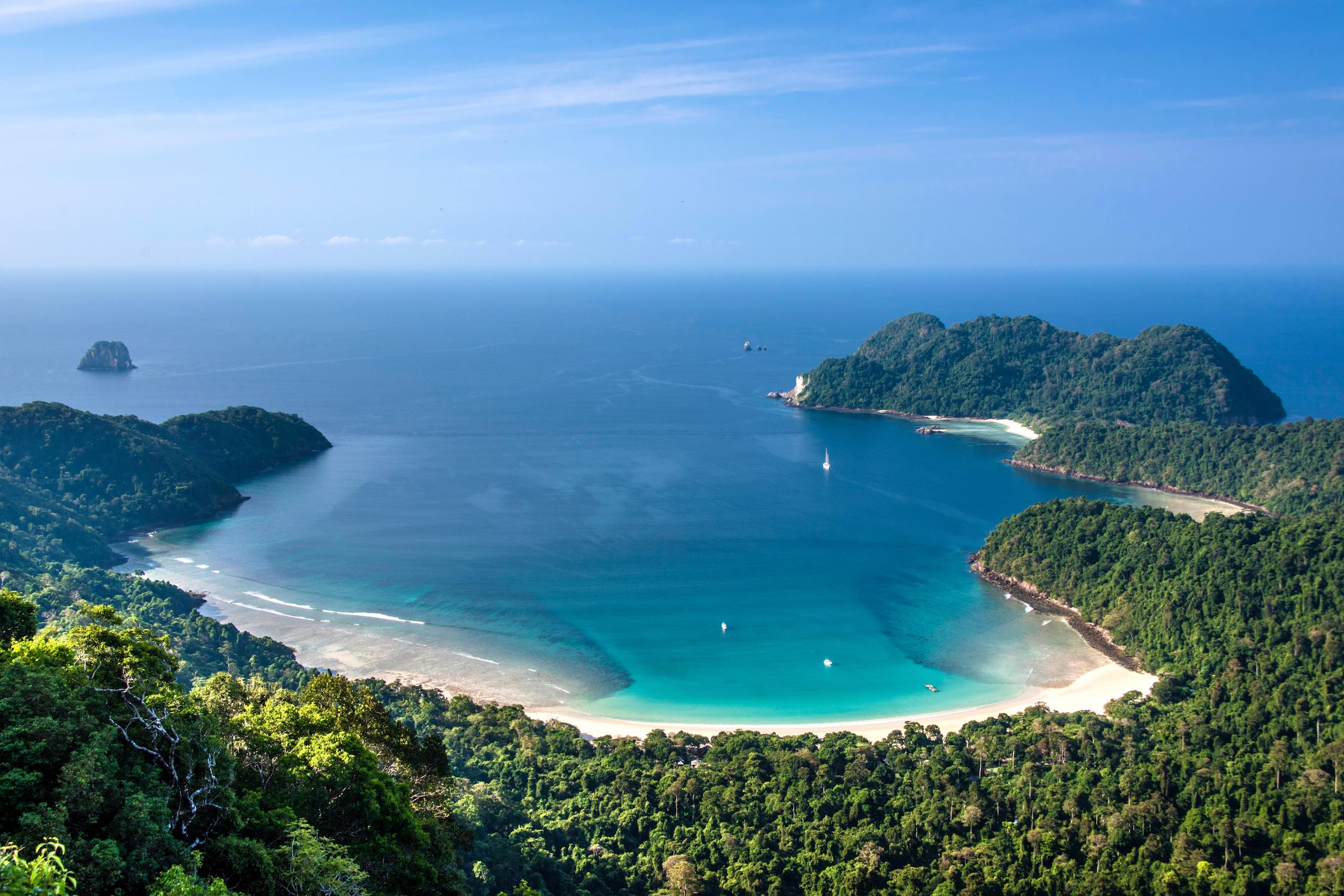 Macleod Island Mergui Archipelago Myanmar