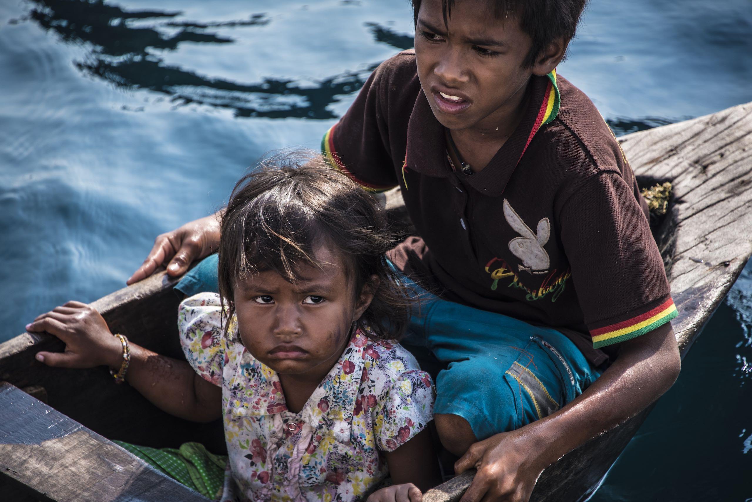 Sea Gipsies Mergui Archipelago Myanmar