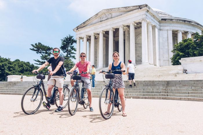 Washington DC: 5-Hour Electric Bike Tour