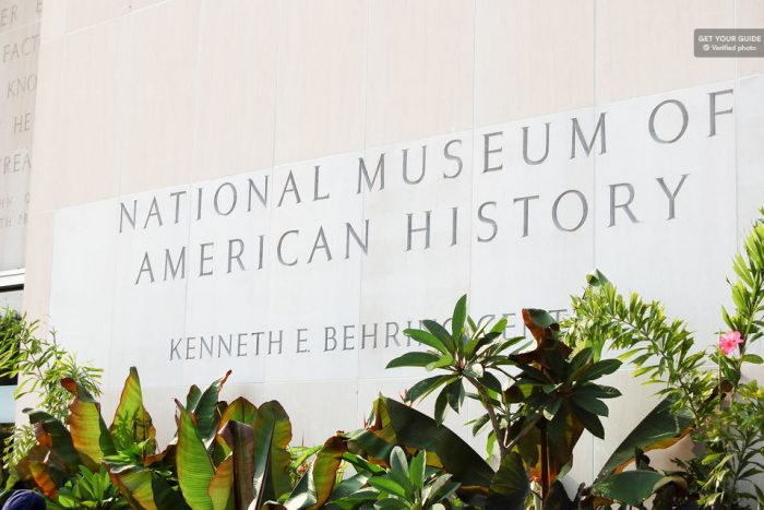 National Museum of American History: Guided Tour
