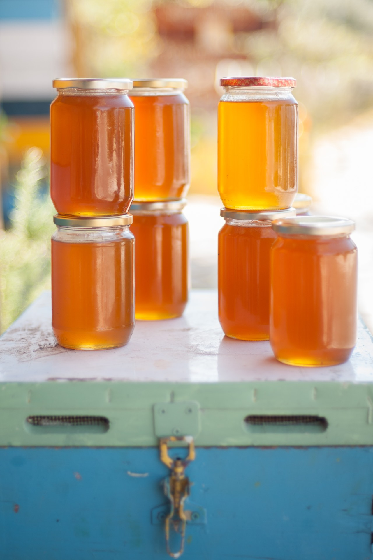 Greek Honey Lefkada Greece
