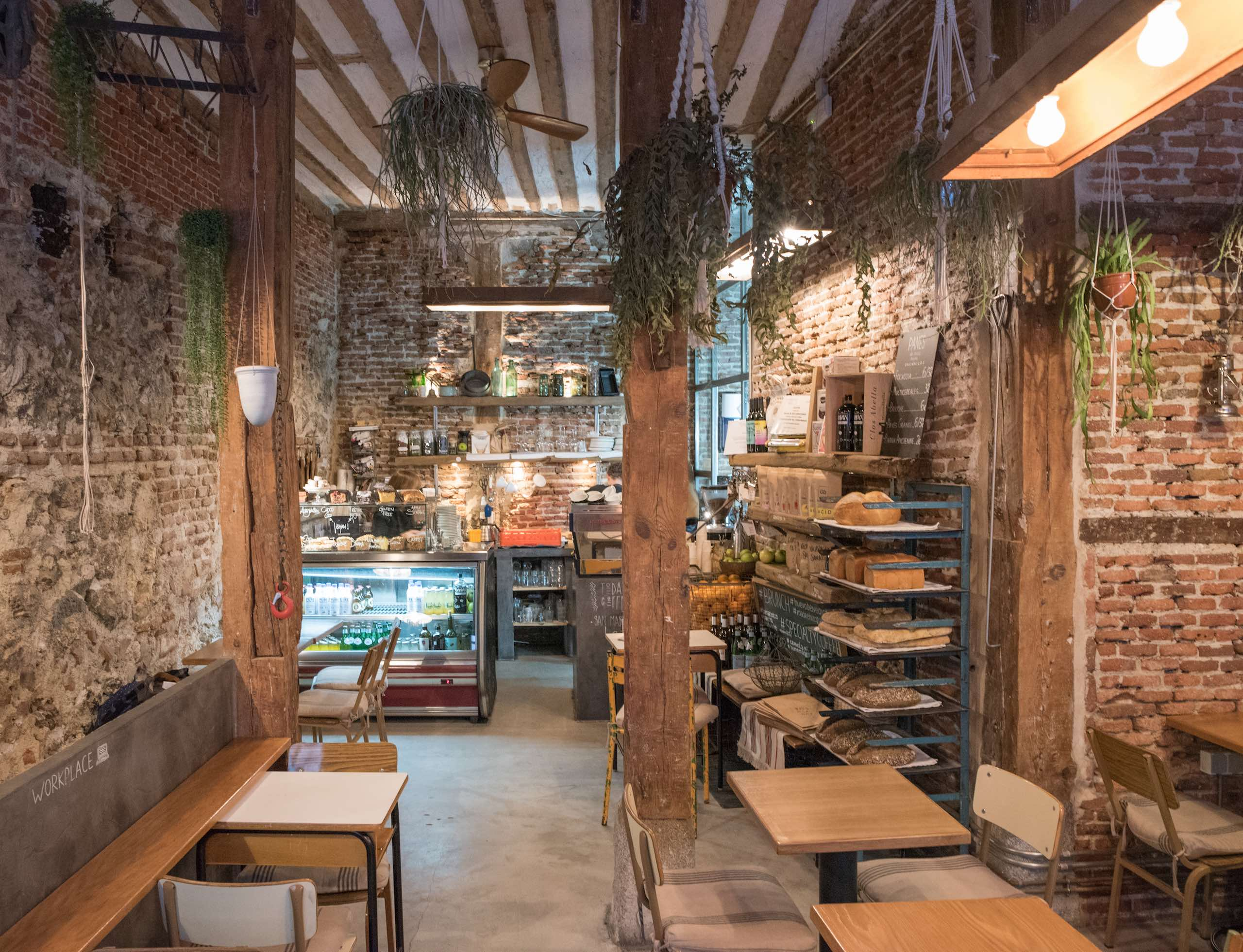 The best independent coffee shops in Madrid