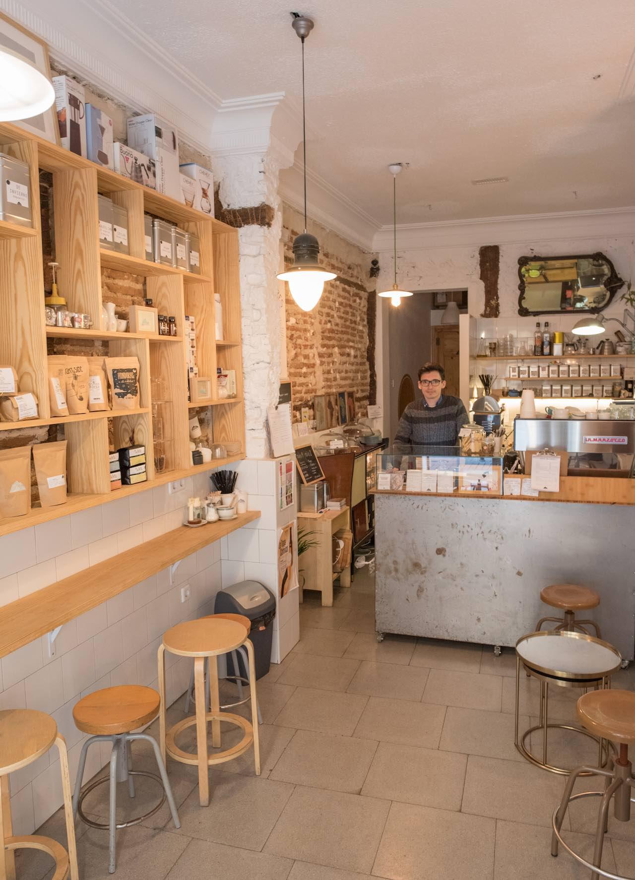 Ruda Café Madrid