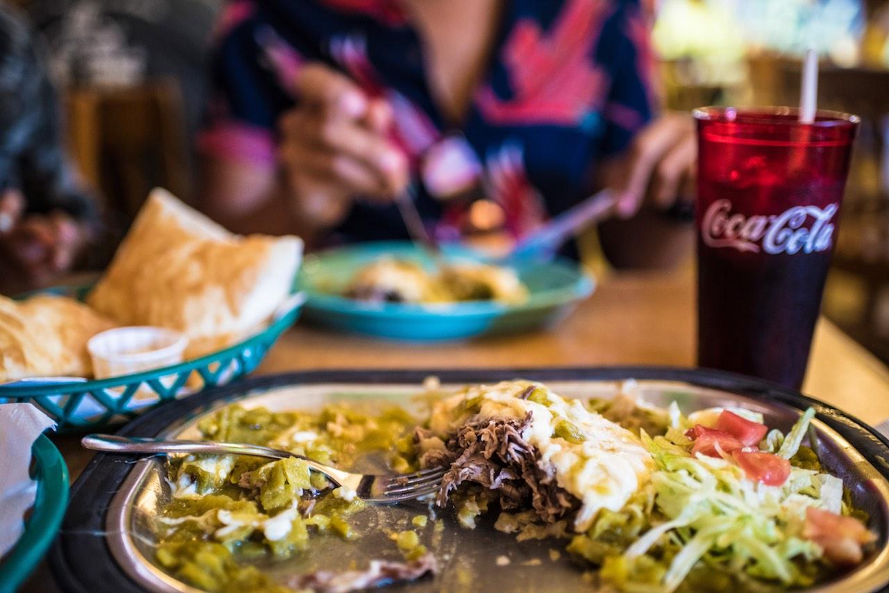 Tomasitas Santa Fe New Mexico