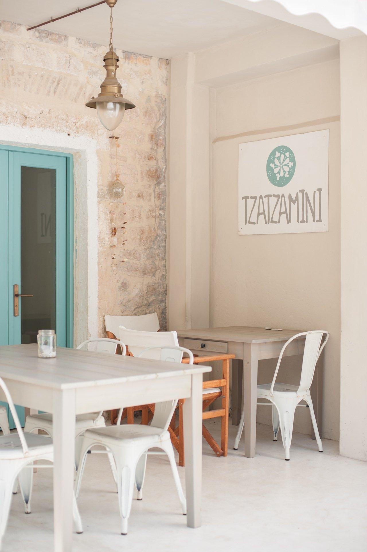 Tzatzamini Ithaka Greece
