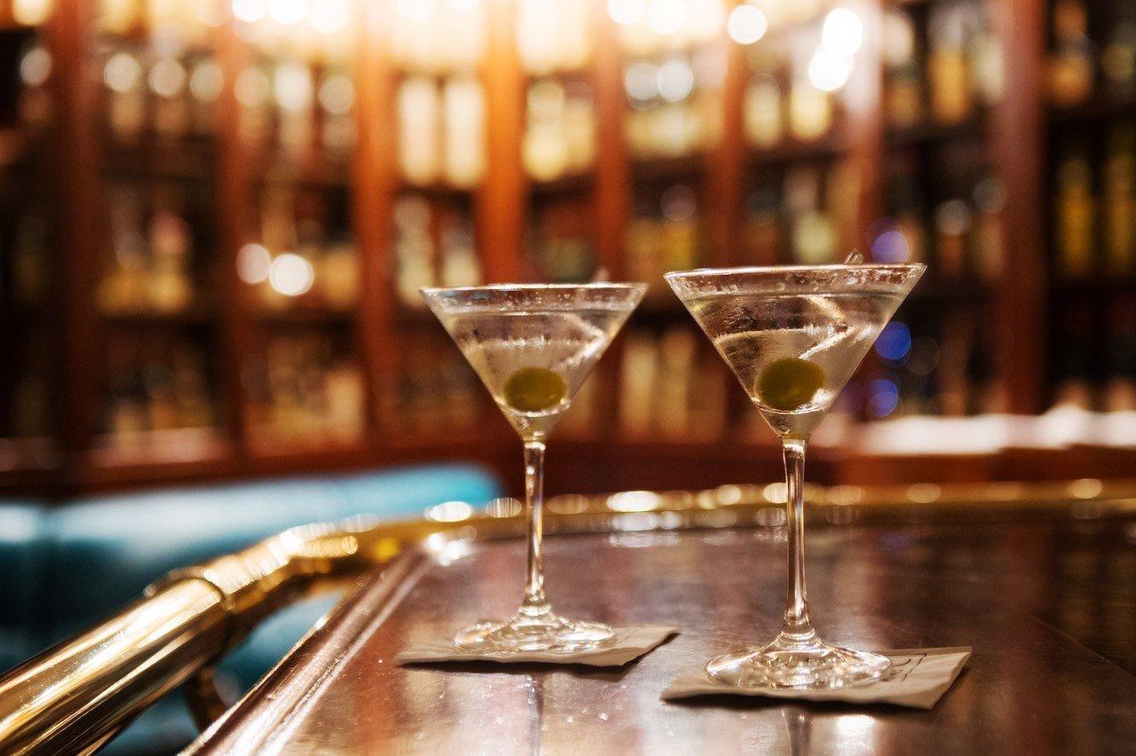 Dry Martini Barcelona