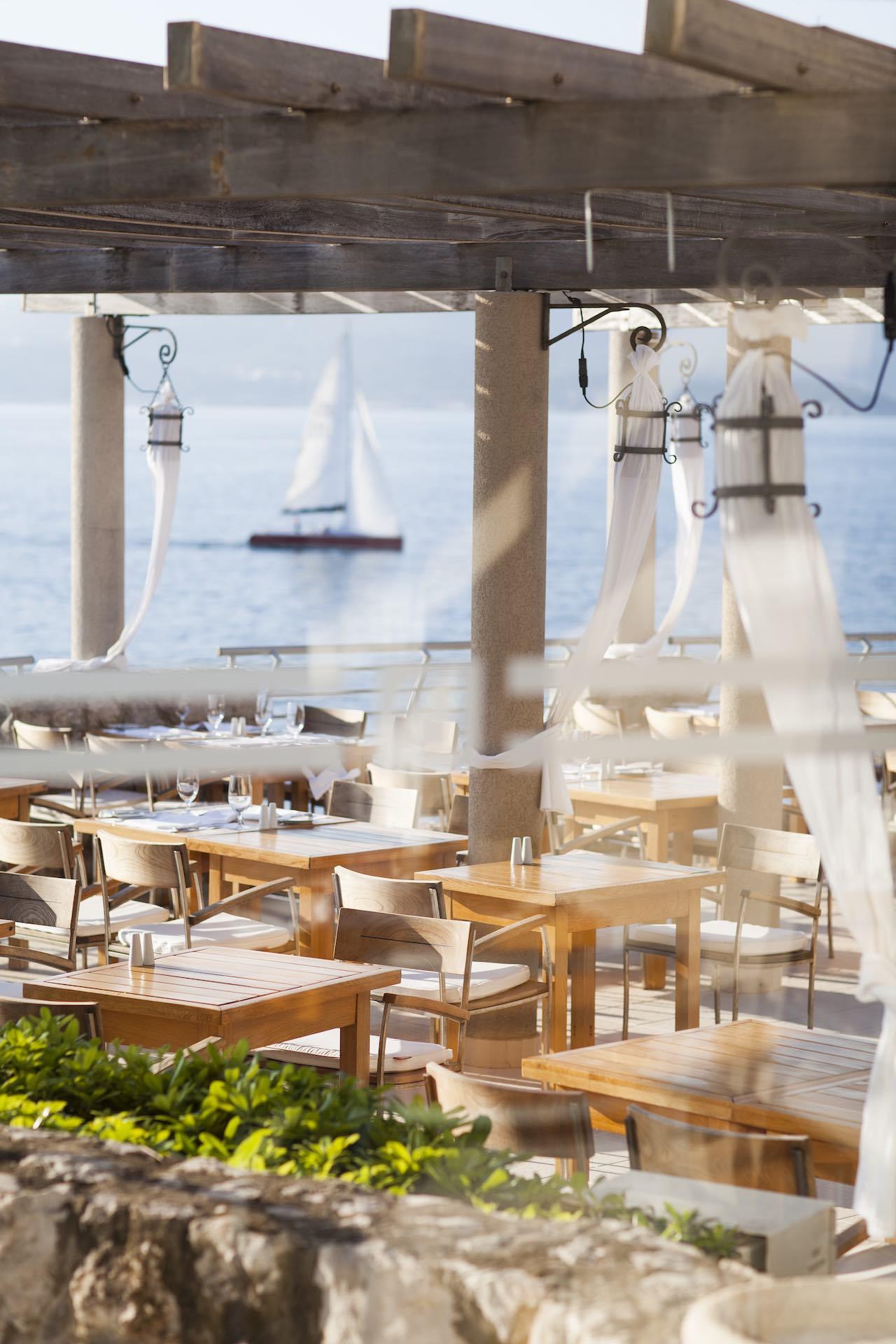 Hotel Dubrovnik Palace Dubrovnik Restaurant Maslina