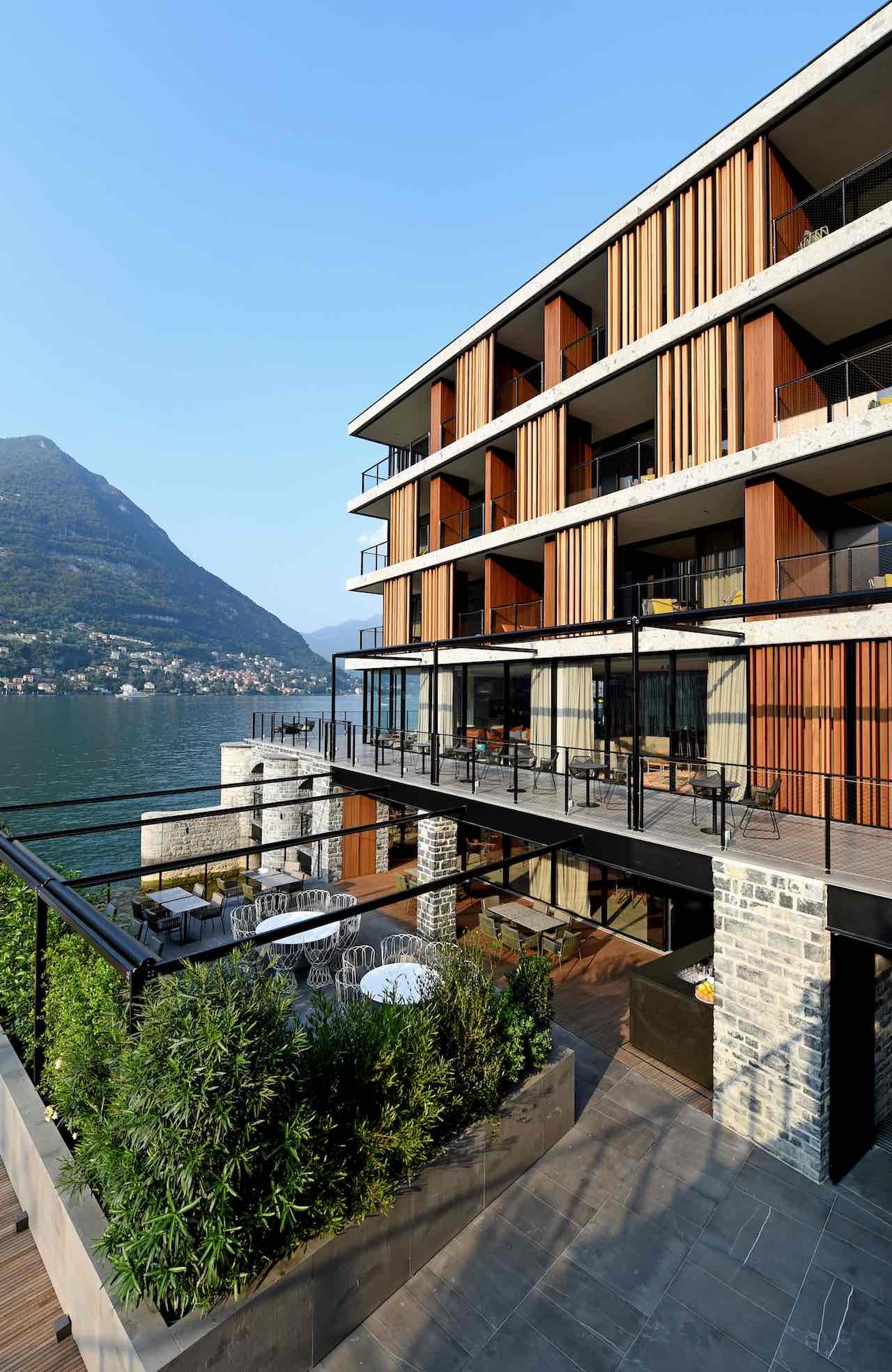 Il Sereno Lago di Como Torno Italy Exterior