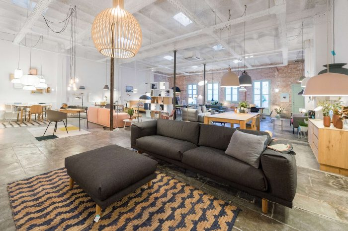 Bes Concept Stores in Barcelona