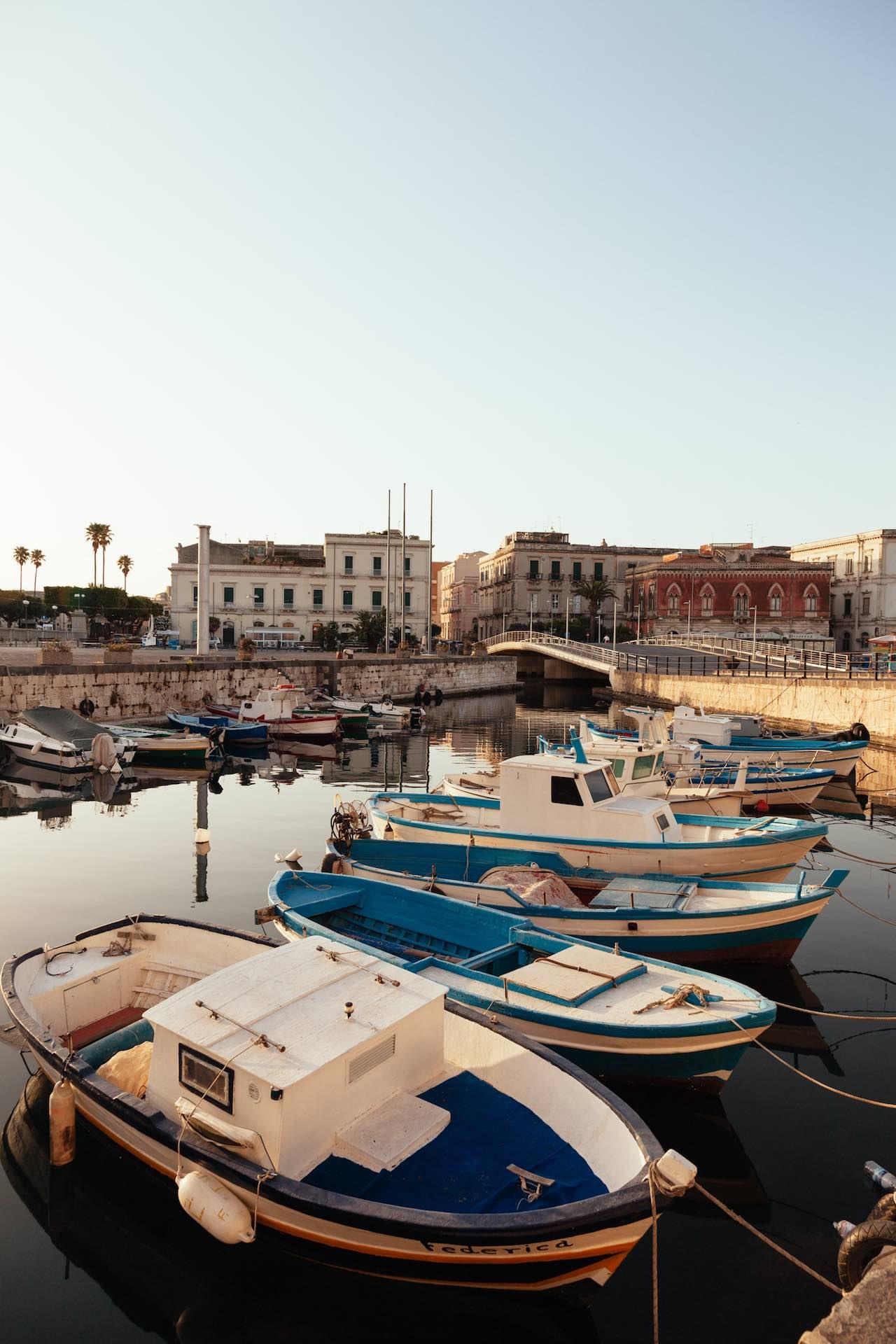 Ortigia Siracusa Sicily