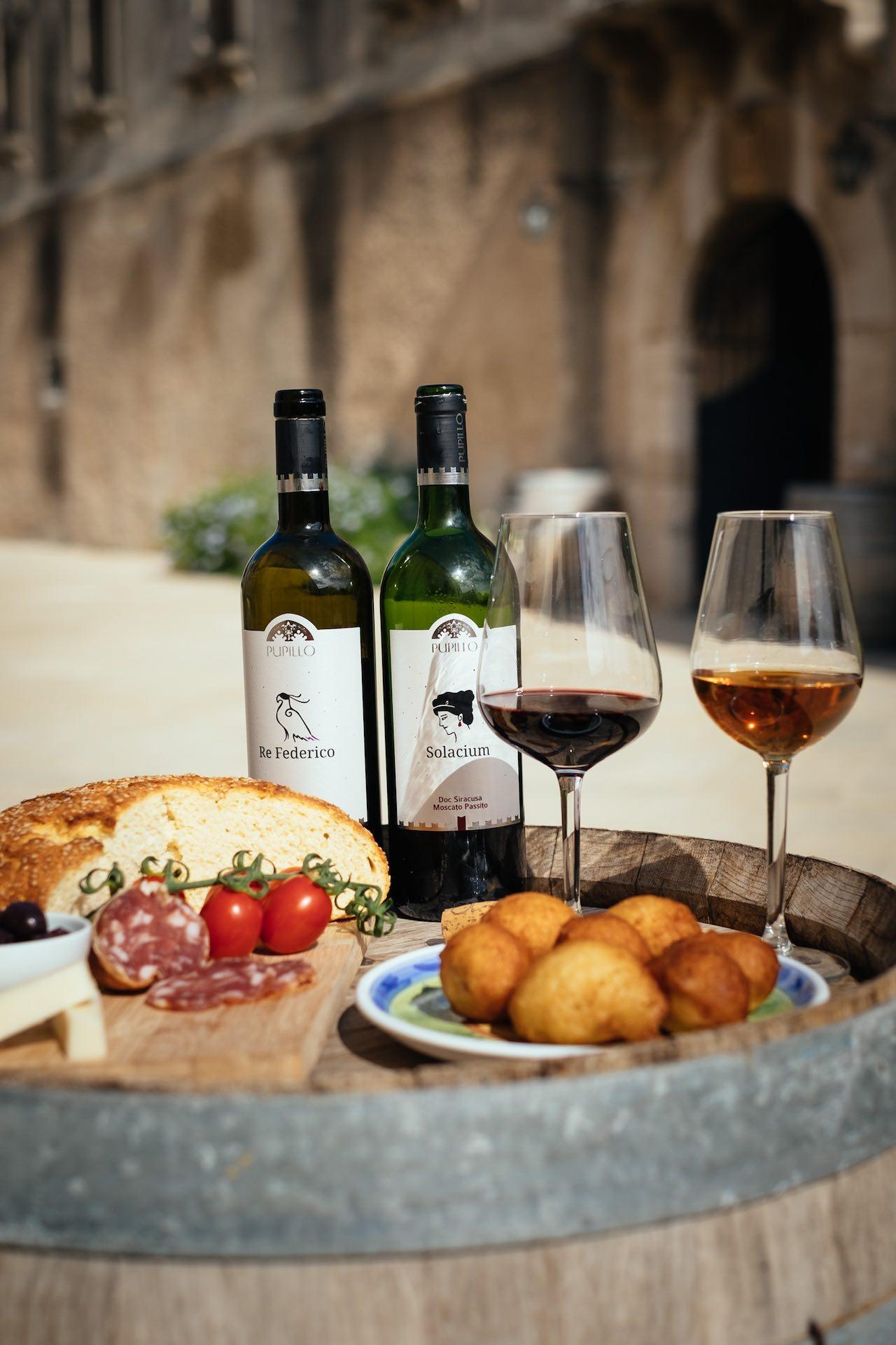 Pupillo Wines Siracusa Sicily