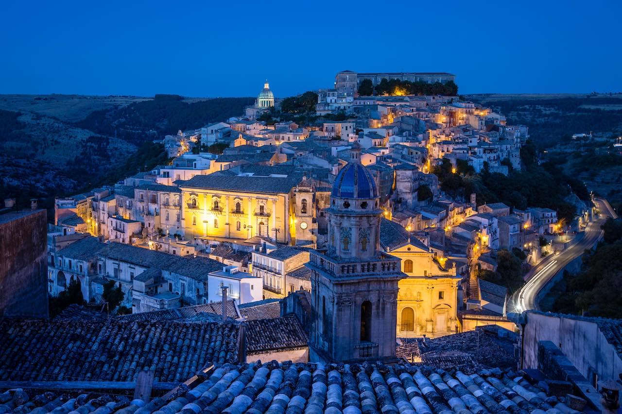 Ragusa Ibla Sicily