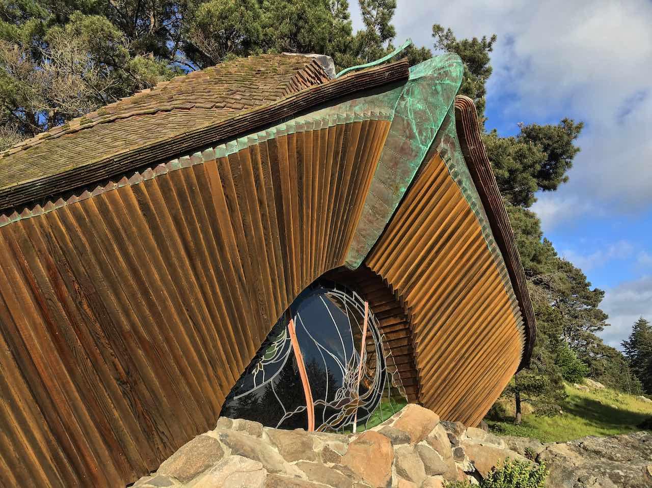 Sea Ranch Chapel California
