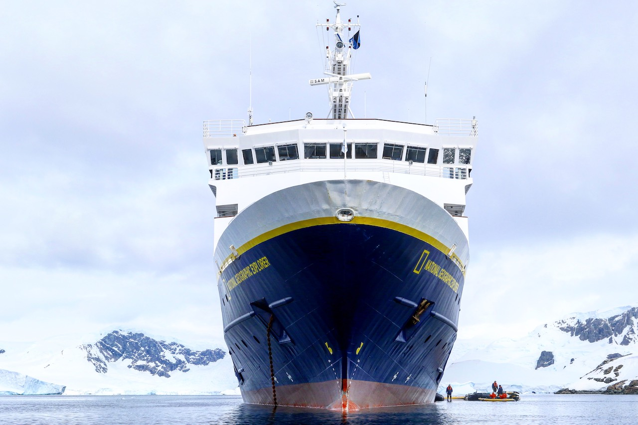 National Geographic Expedition Antarctica