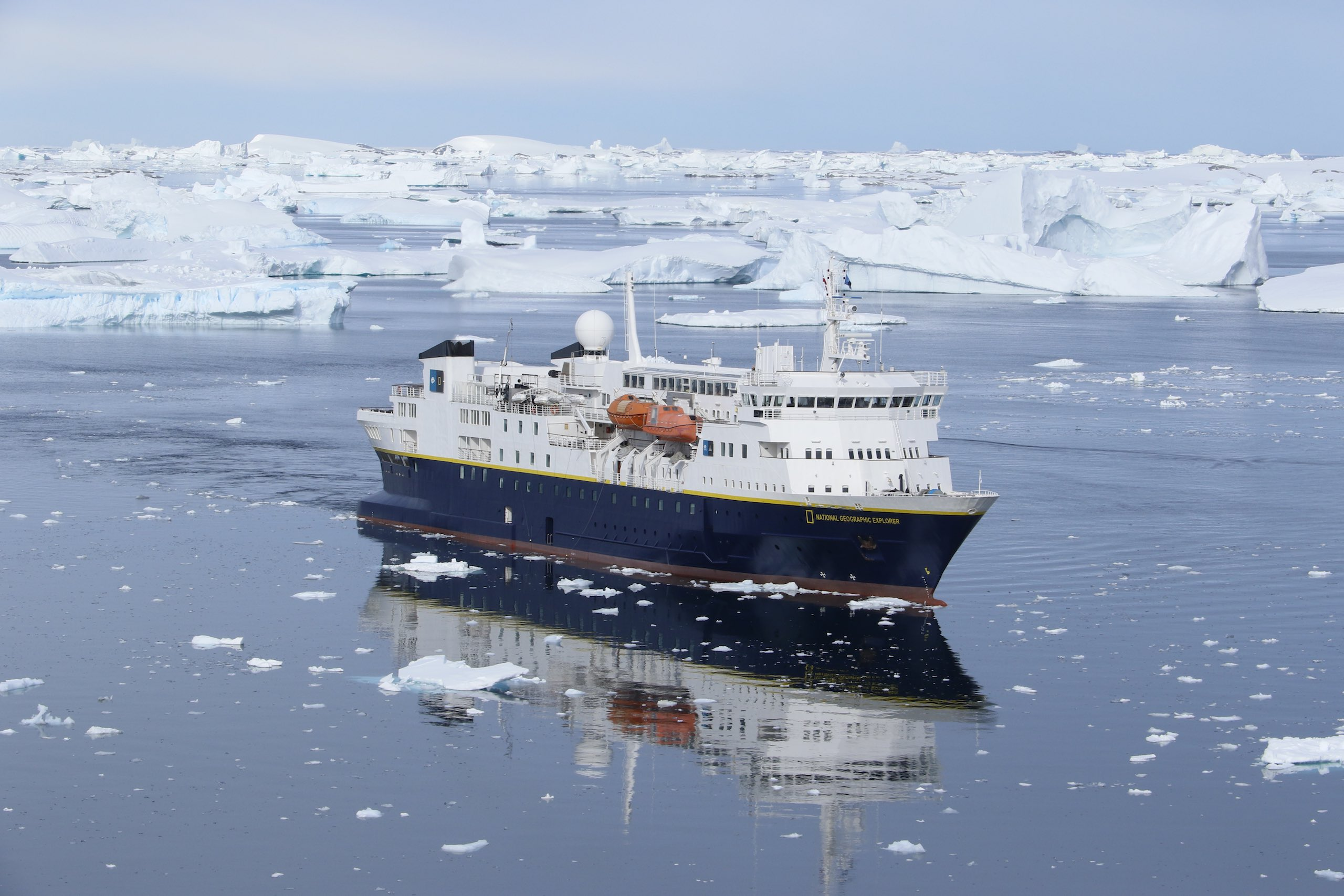 National Graphic Expedition Antarctica