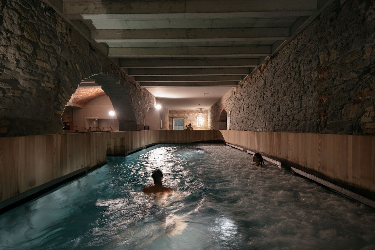 Aqua Spa Resorts Thermalbath & Spa Zurich