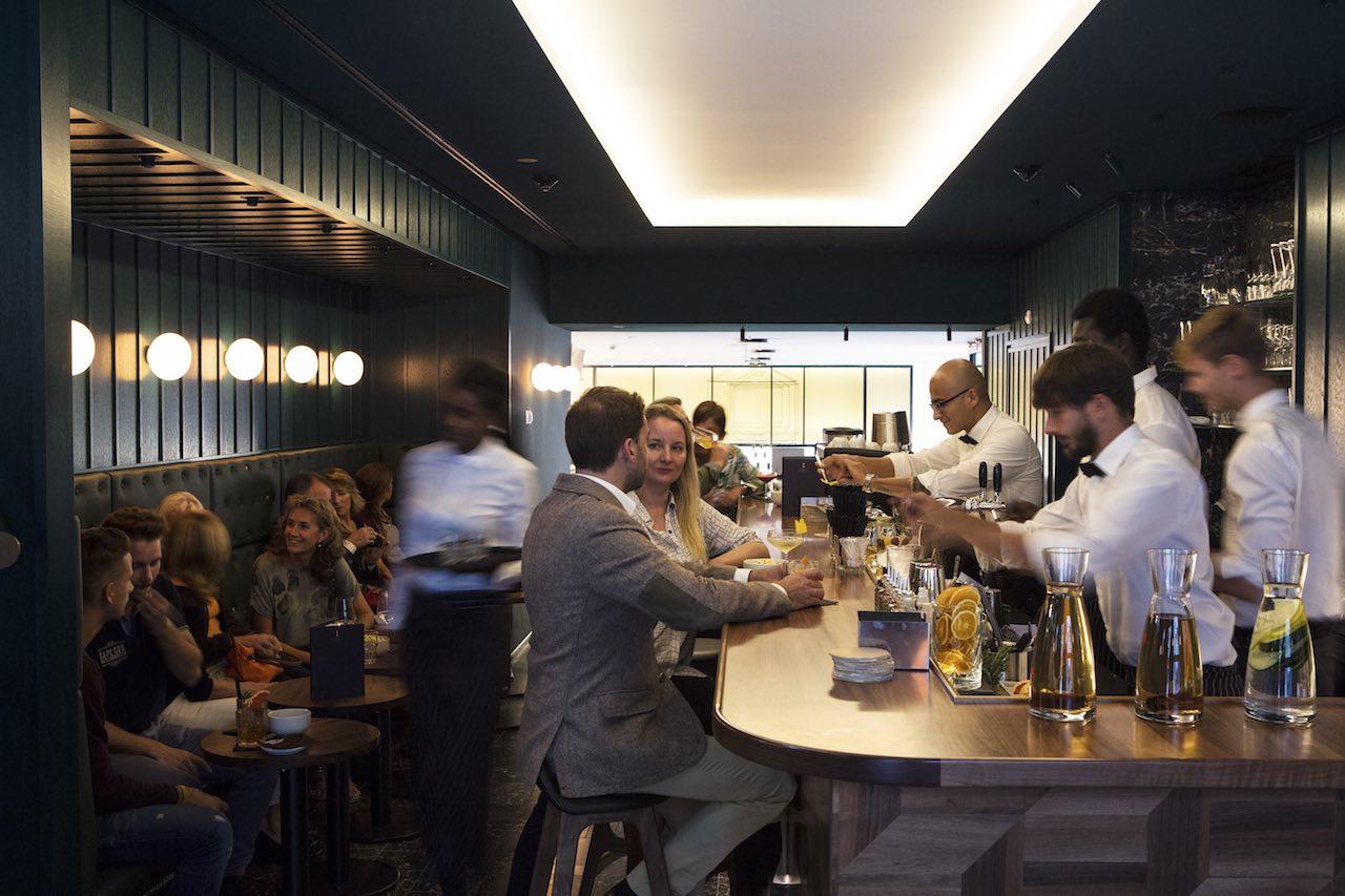 Marktgasse Hotel Zürich Baltho Bar