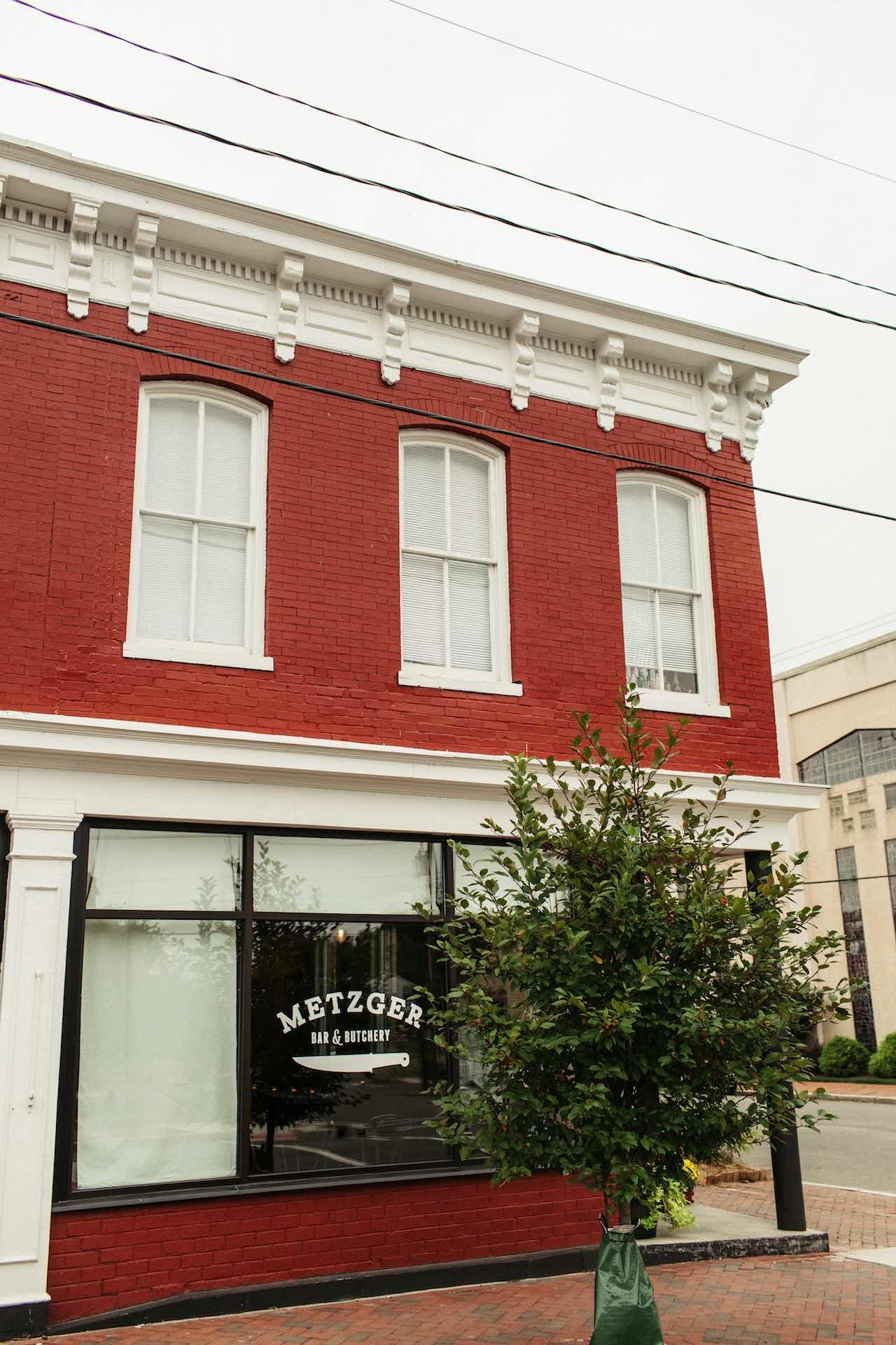 Metzger Bar and Butchery Richmond Virginia