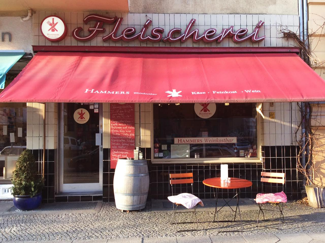 Hammers Weinkostbar Berlin