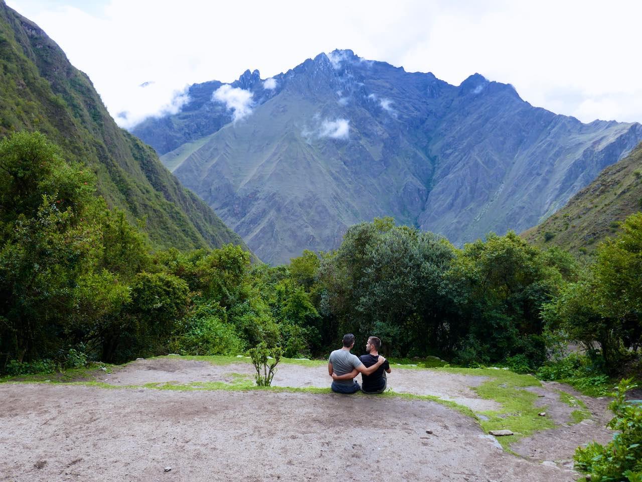 Inca Trail to Machu Picchu Peru