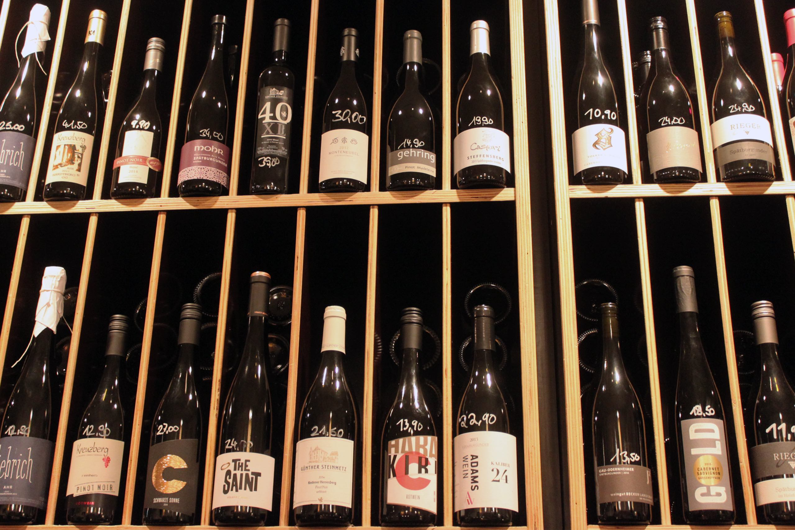Not only Riesling Berlin