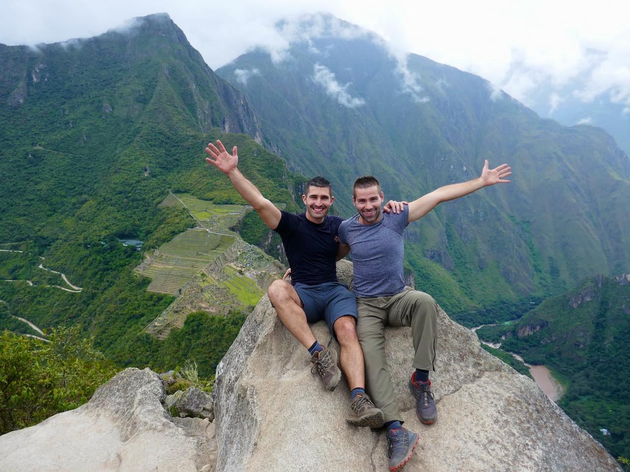 Wayna Picchu Peru