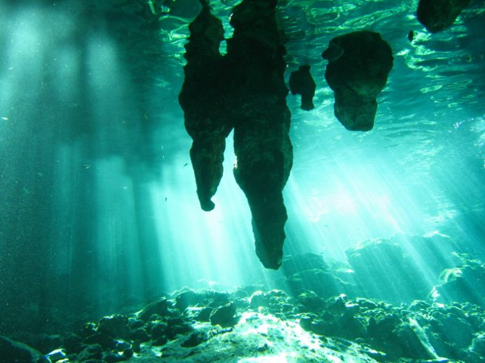 Snorkeling and Underground Cenotes Half-Day Adventure