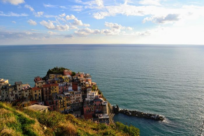 Cinque Terre and Portovenere Tour from Milan