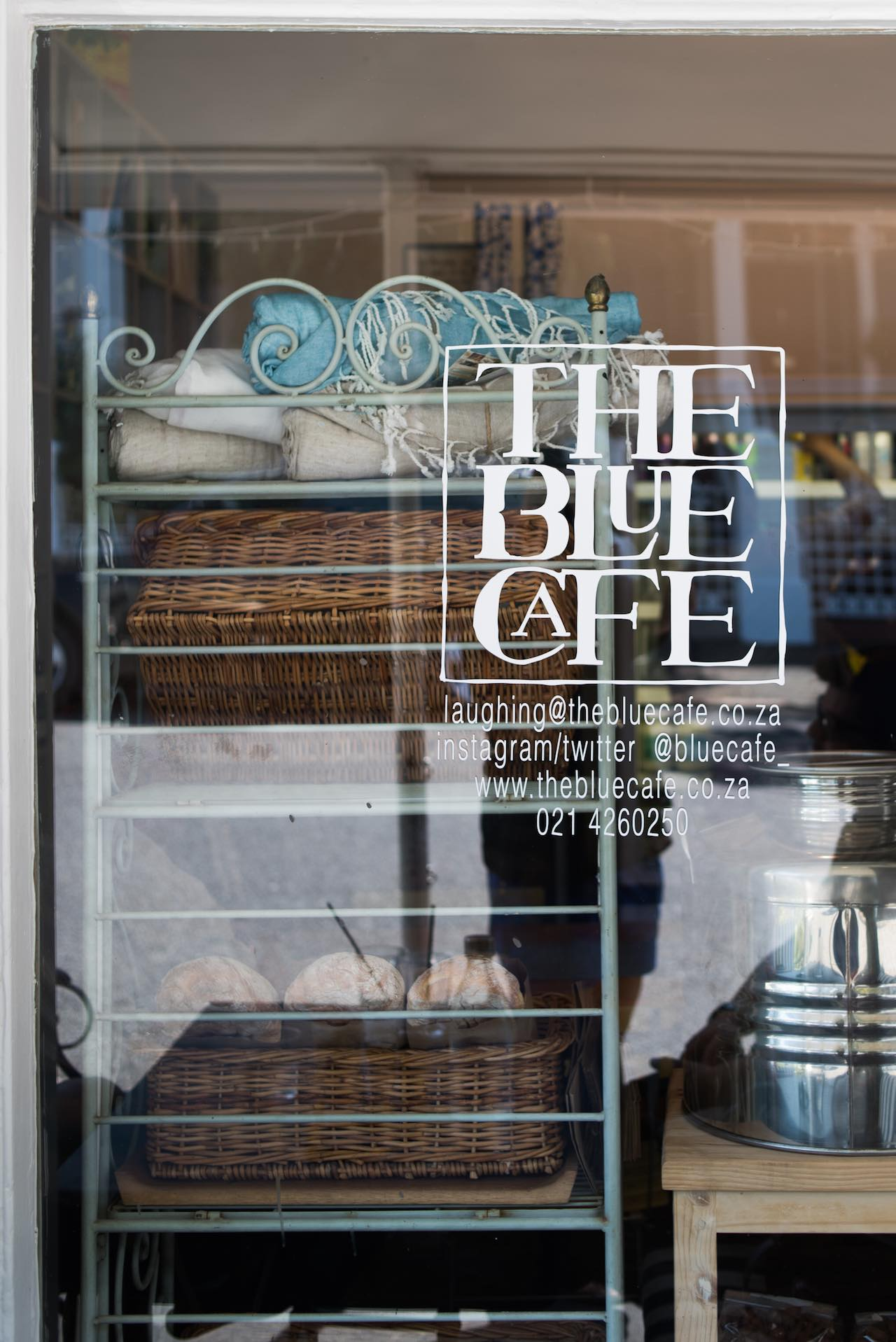 The Blue Cafe Cape Town