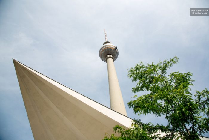Skip-the-Line TV Tower with Panorama Dinner