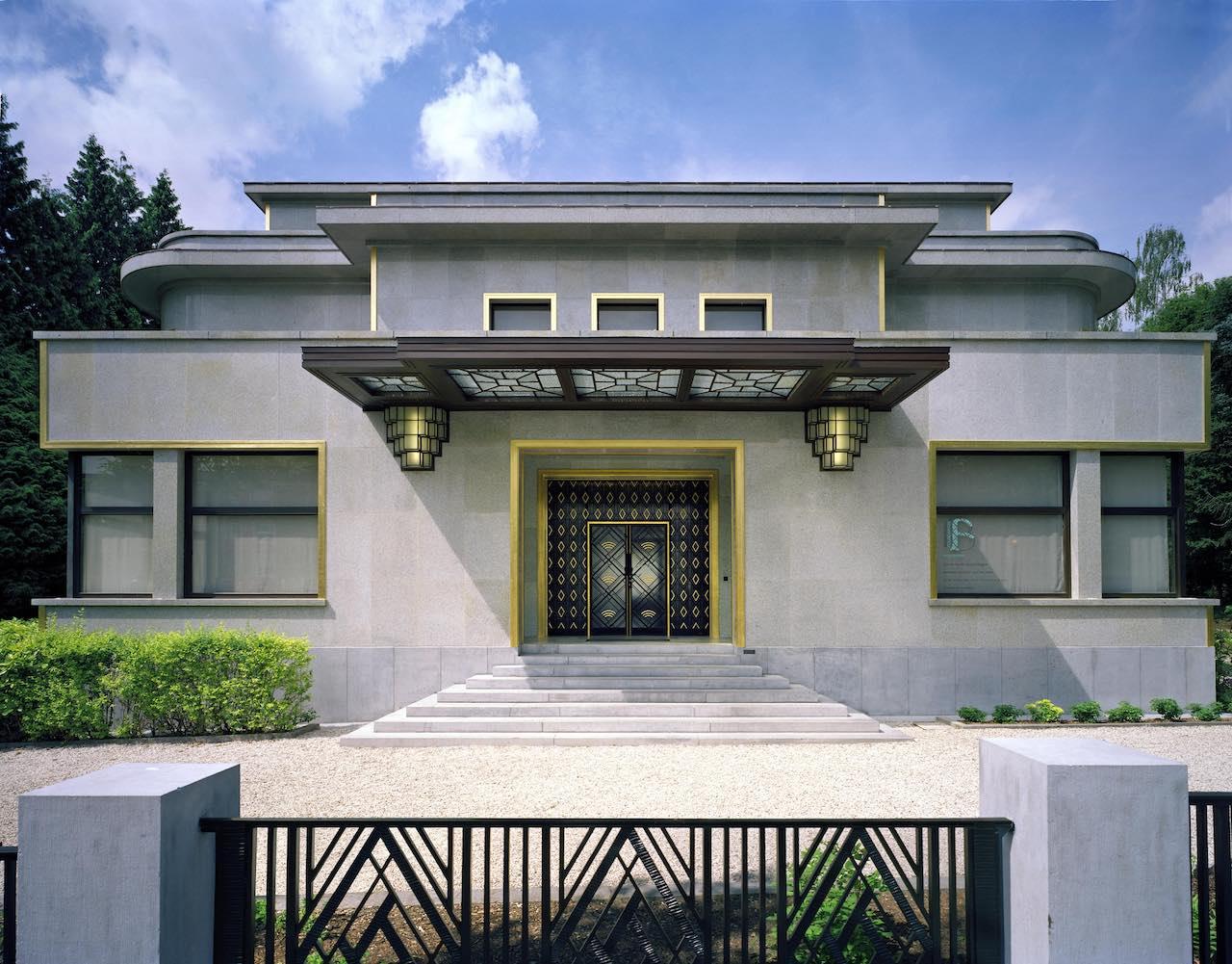 Villa Empain Fondation Boghossian