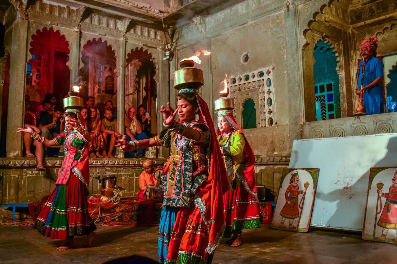 Bagore Ki Haveli Udaipur Rajasthan India