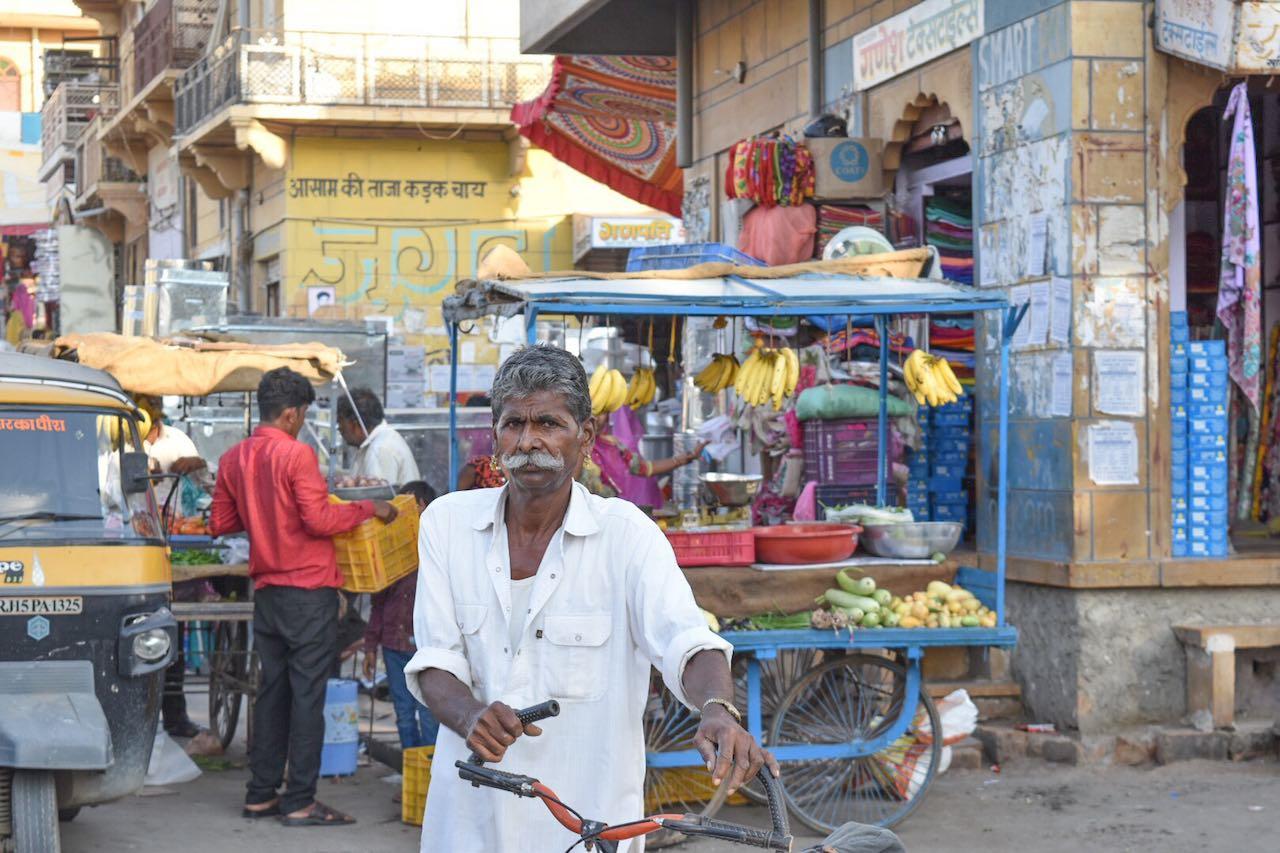 Jaisalmer Bazaar India