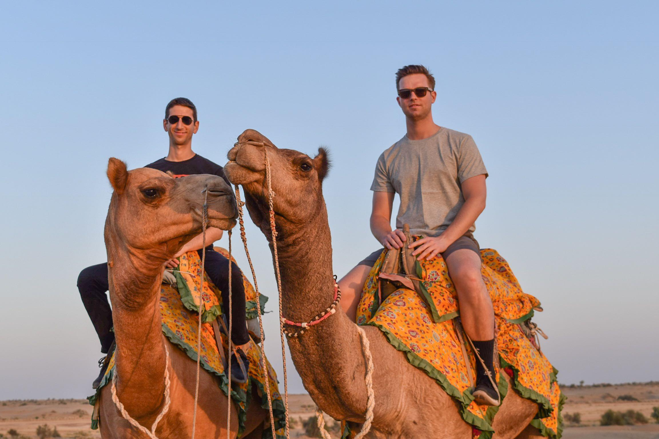 Jaisalmer Camel Ride India