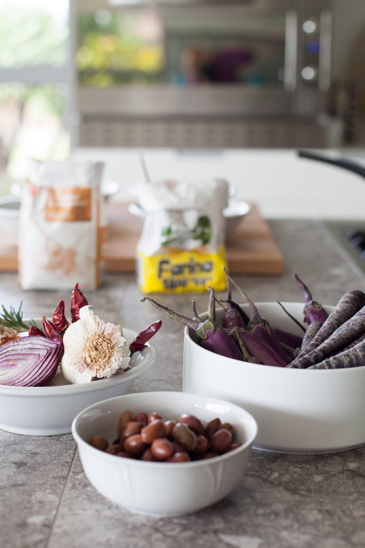 La Cucina Sabina Cooking School