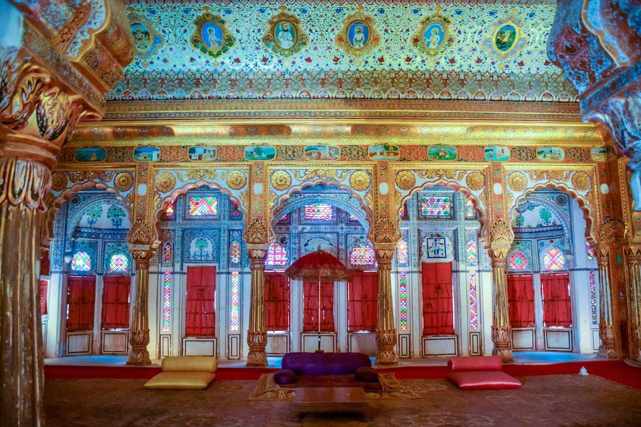 Mehrangarh Fort Jodhpur Rajasthan India