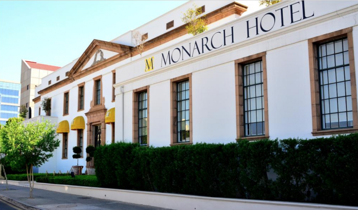 Monarch Hotel Johannesburg