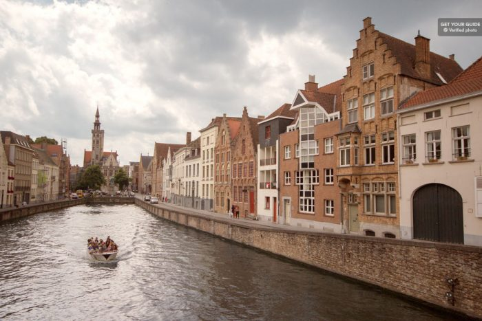 Ghent and Bruges Day-Tour