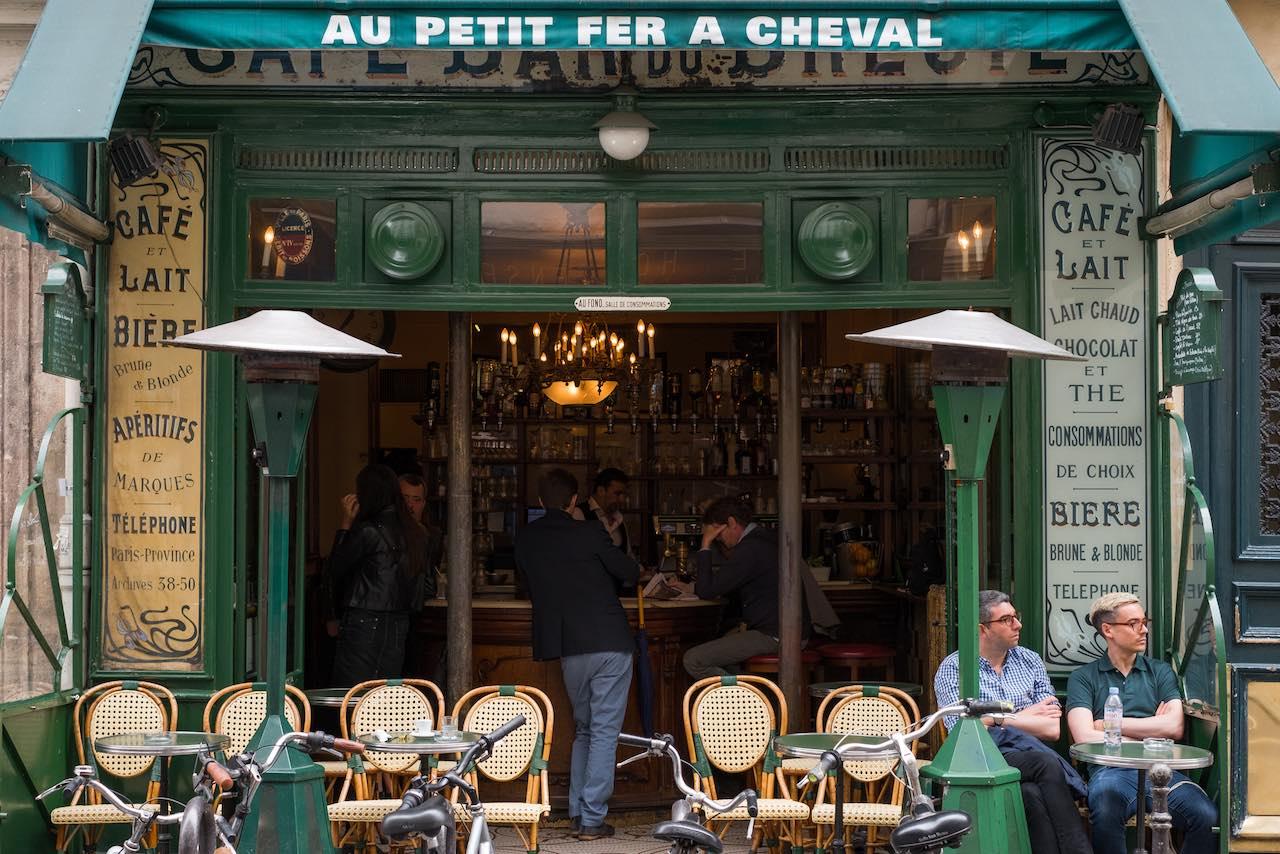 Au Petit Fèr a Cheval Paris