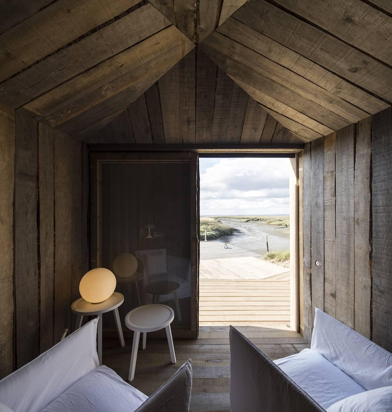 Cabanas no Rio Comporta Portugal