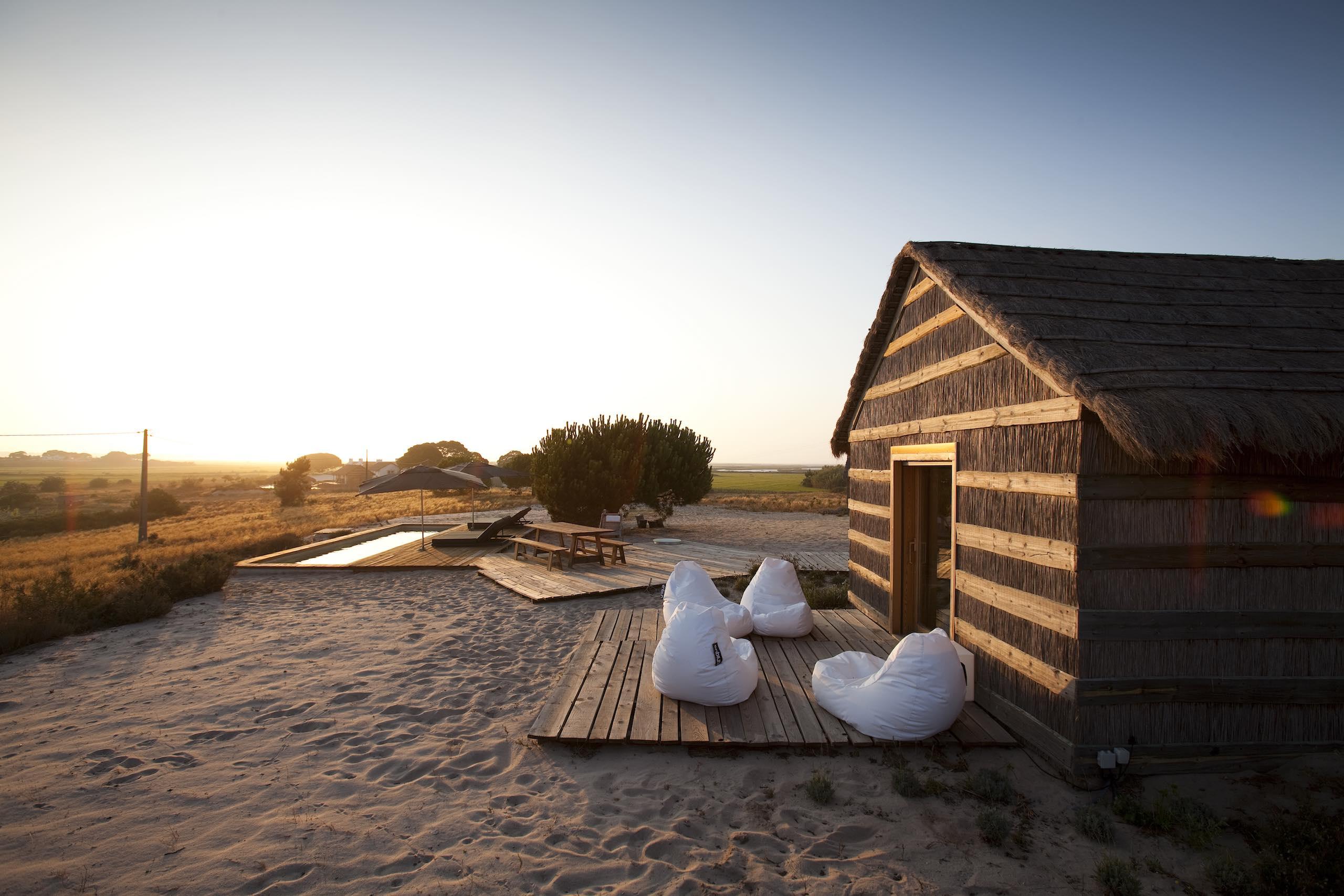 Casas na Areia Comporta Portugal