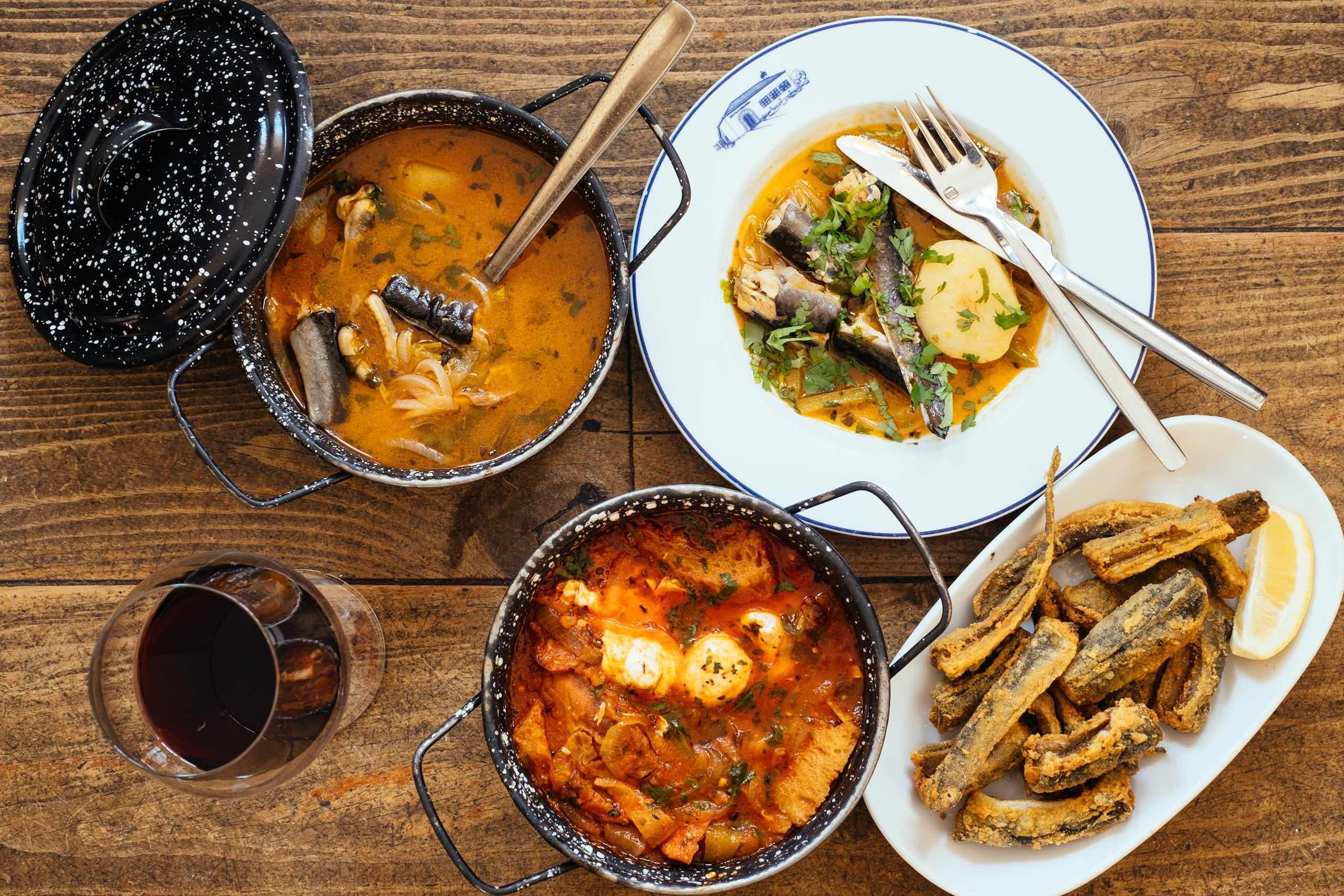 Restaurante A Escola Comporta Portugal