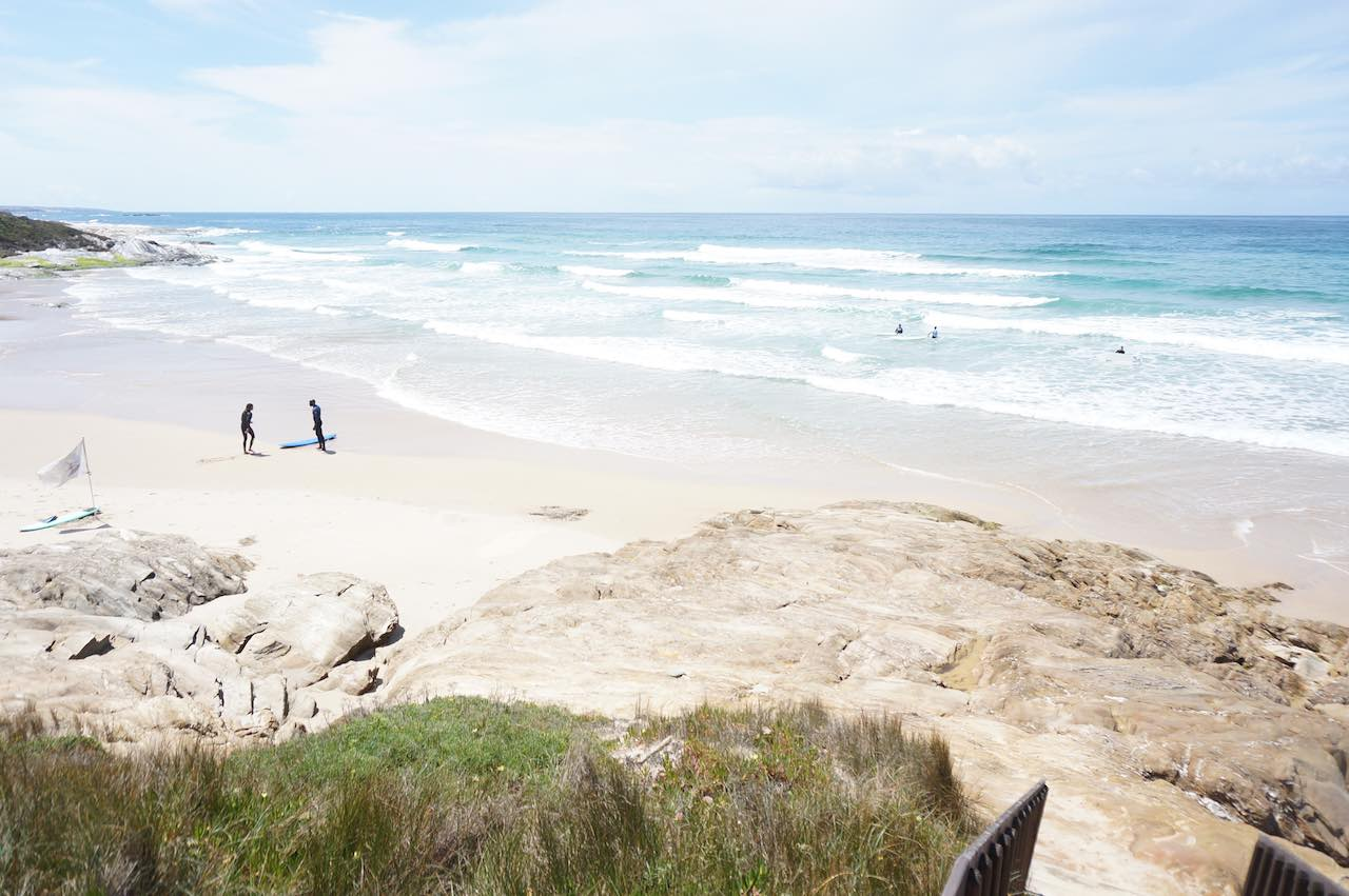 Surfing on the Costa Vicentina Portugal