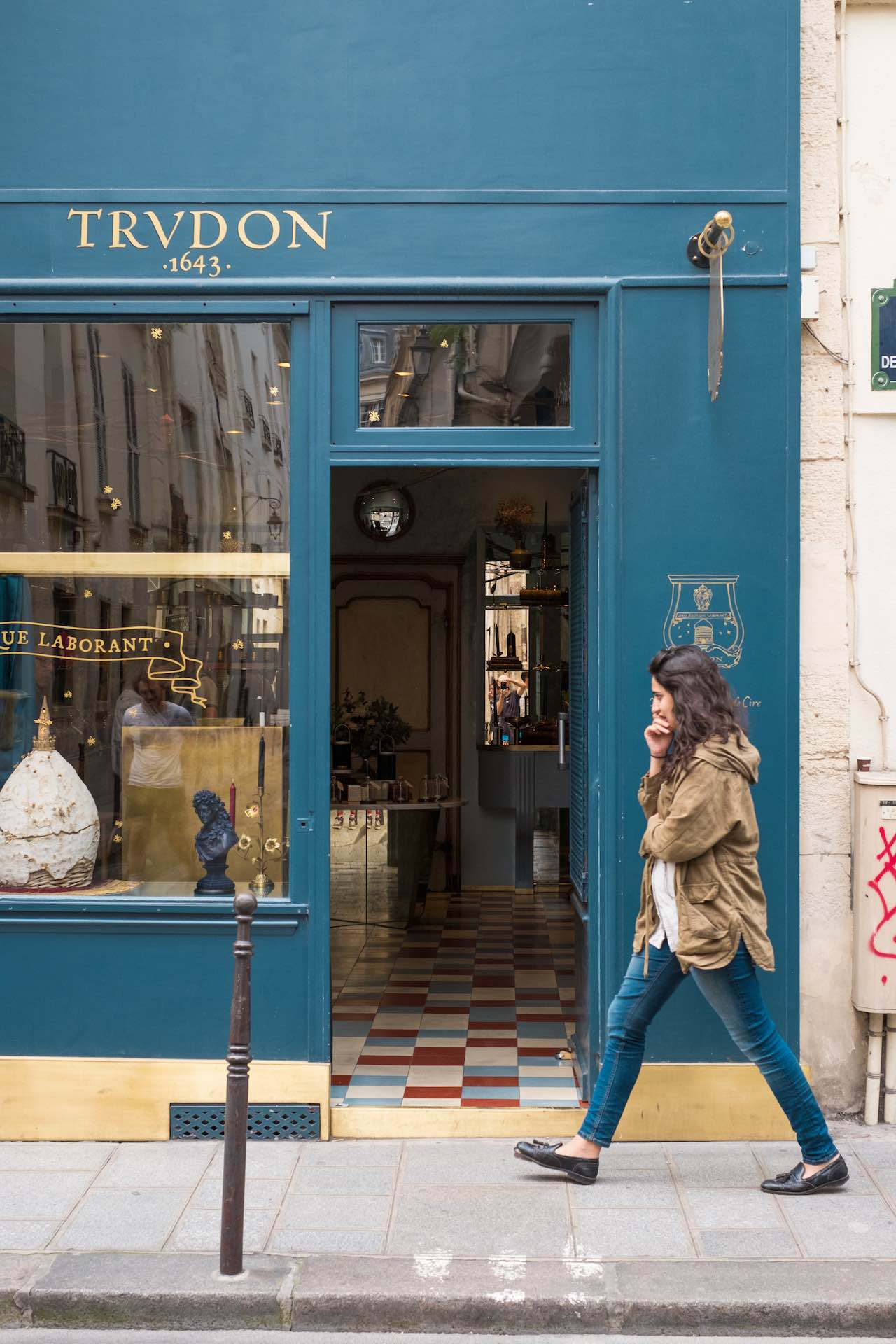 Cire Trudon Le Marais Paris